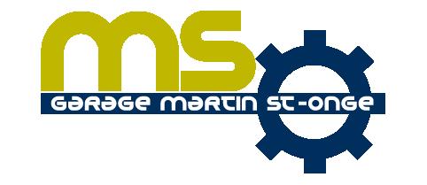 Garage Martin St-Onge Logo